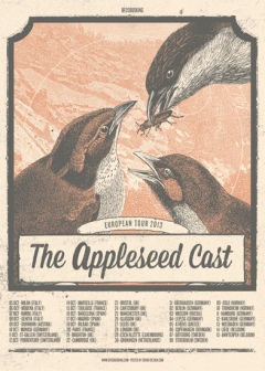 theappleseedcast_europeantour
